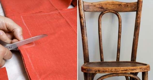 Подборка идей новогодних чехлов на стулья