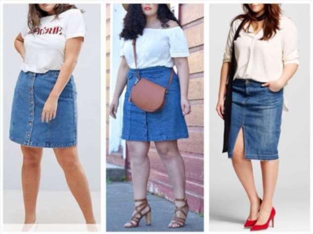 Как выбрать юбку, которая стройнит