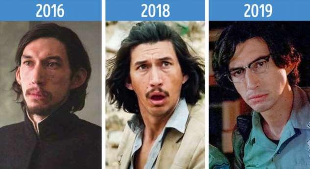 Как Адам Драйвер стал главным актером 2019 года, не обладая при этом внешностью голливудского красавчика