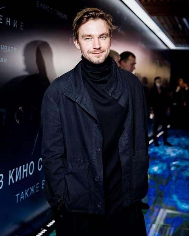Александр Петров получил «Золотого орла» как лучший актер 2019 года