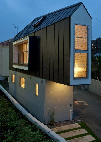 Невероятный дом вЯпонии, который изнутри больше, чем снаружи
