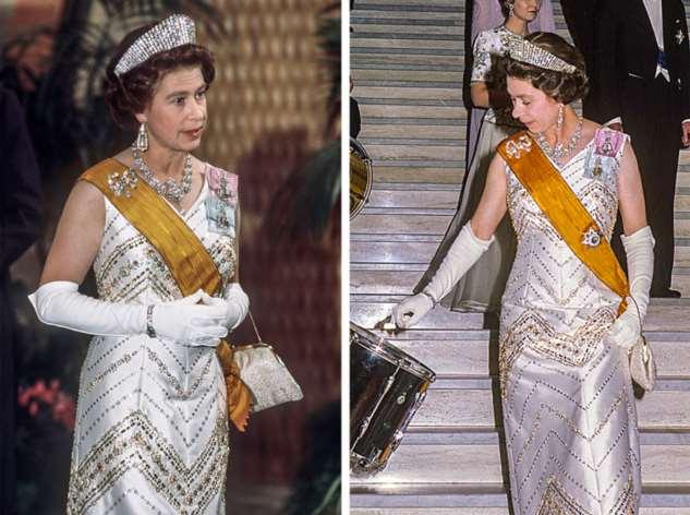 Как одевалась Елизавета II до того, как стала носить один универсальный фасон