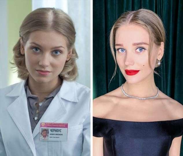 Как изменились звезды российских сериалов, которые были на пике популярности целое десятилетие
