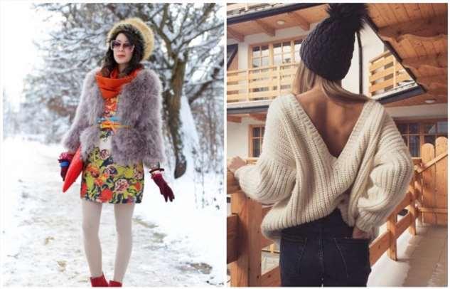 6 ошибок зимнего образа, которые бесят стилистов