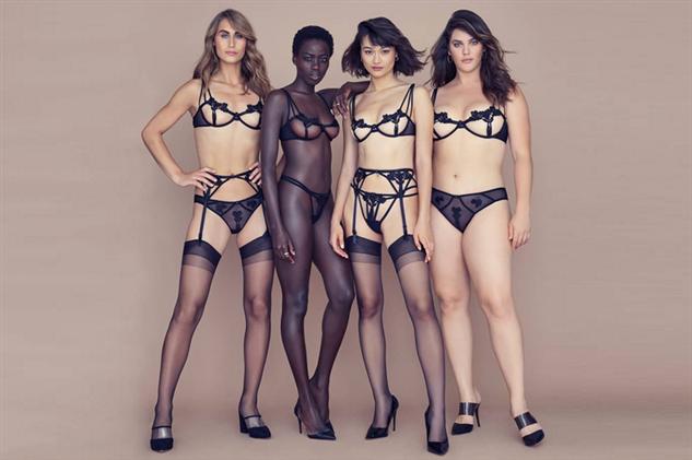 Гордость заплюс-сайз: 5 прикольных рекламных кампаний, воспевающих красоту большого размера