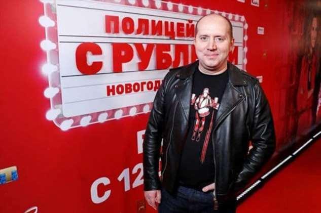 Сергей Бурунов спасался от стресса к клинике
