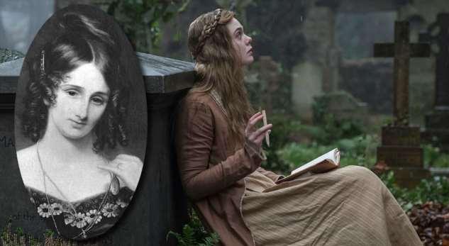 Та самая Мэри Шелли — писательница, которая наспор изобрела роман ужасов