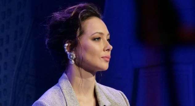 «Настя, утебя усы,как удяди Мусы»: Настасья Самбурская предстала передзрителями внеожиданном виде