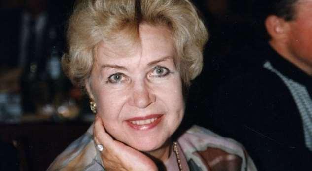 Госпитализирована 93-летняя звезда фильмов «Девчата» и«Молодая гвардия» Инна Макарова
