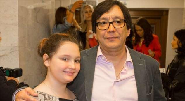 «Какая чудесная Машка была»: Егор Кончаловский впервые выложил архивное фото дочери