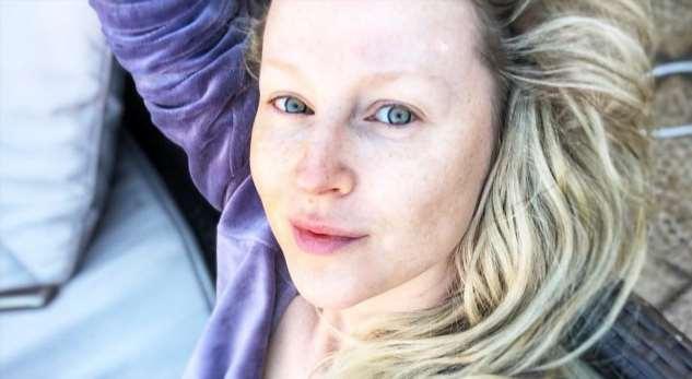 «Побрилась налысо вконце первого курса»: Ольга Медынич показала, как выглядела в18 лет