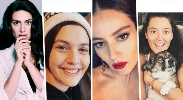В Турции все есть — идаже актрисы безмакияжа