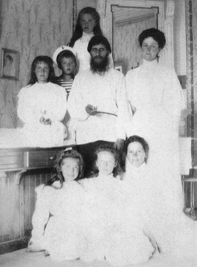 Как Григорий Распутин отучал дам отпохоти и«предсказал» коронавирус