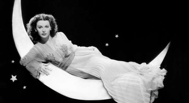 Умная Хеди: звезда первого эротического фильма, которая изобрела GPS иWI-FI